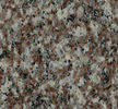 Brown Solid Granite Worktops High Strength Natural Granite Raw Material
