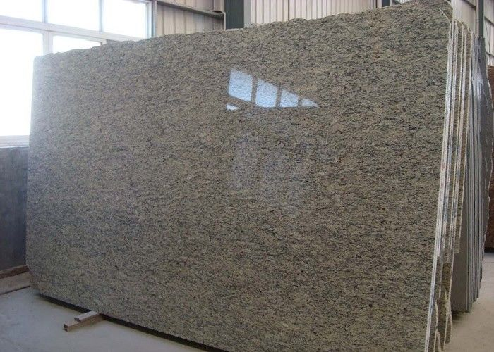 Gold Classic St Cecilia Granite Slab , Paving Santa Cecilia Granite Tile